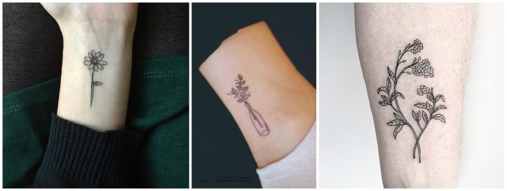 tattooflores