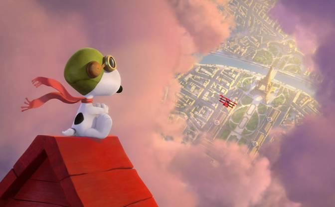 Filme: Snoopy e Charlie Brown