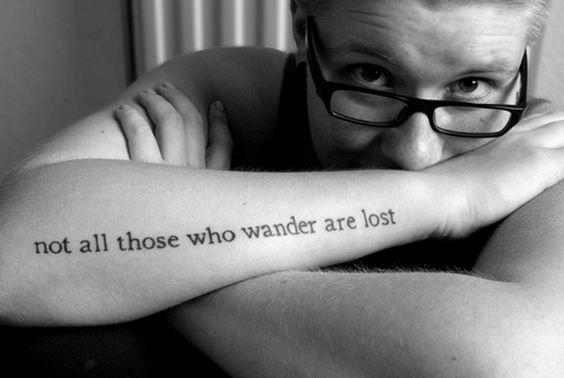 Tatuagem pra quem ama livros