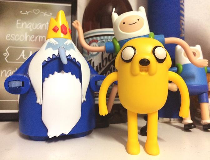 Wishlist para fãs Adventure time