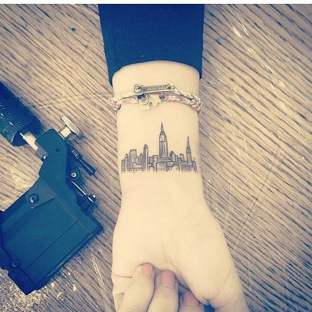 Tatuagem: Viagens e destinos
