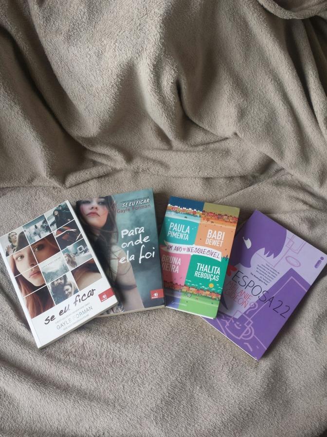 4 livros para levar na mala
