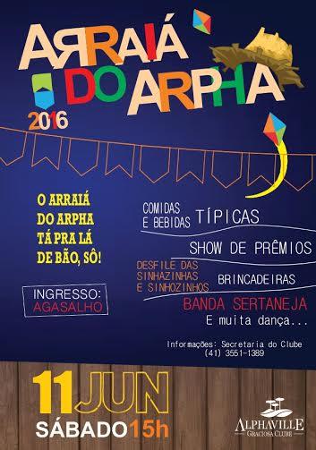 arraiaarpha
