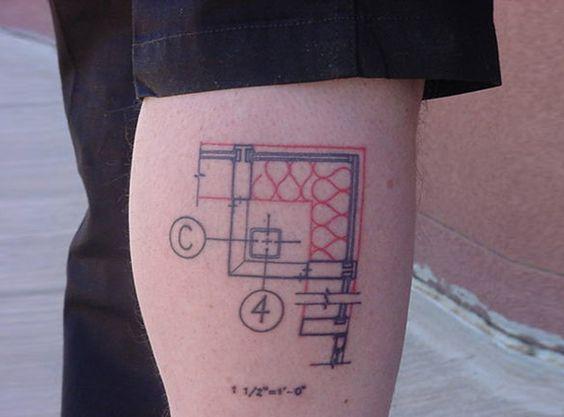tatuagem arquitetura 3
