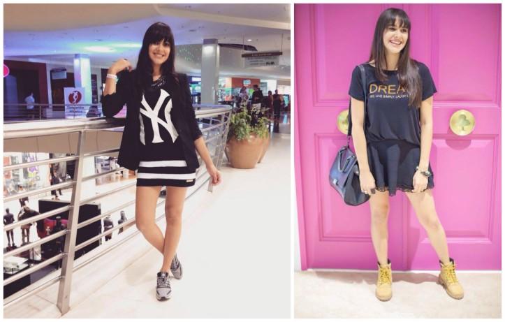 estilo hi lo modelo thaiana costa