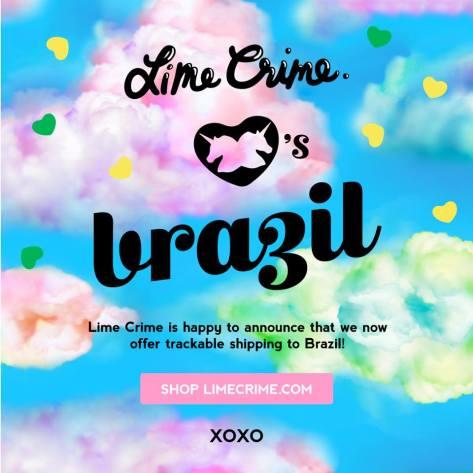 limecrime no brasil brazil