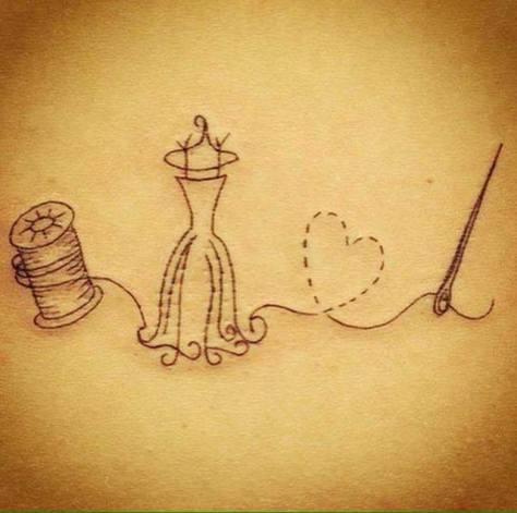 tatuagem moda