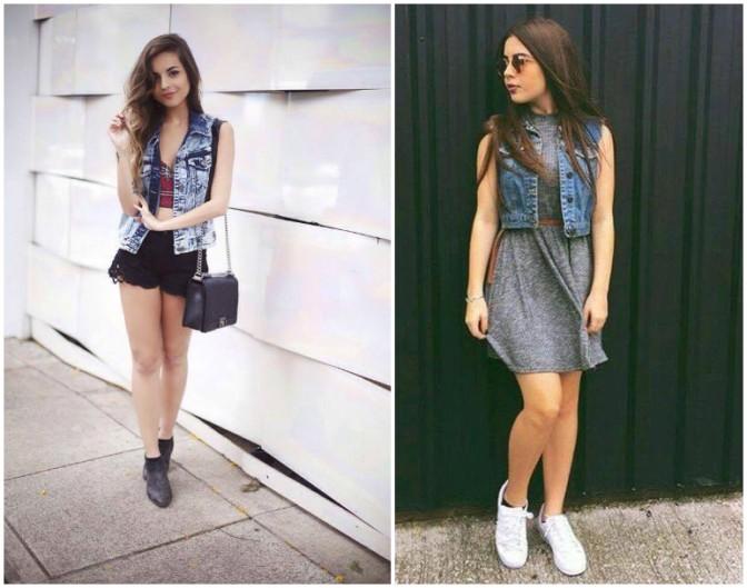 Moda: Colete no verão