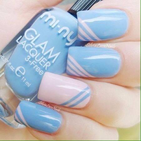 Looks: Azul Serenity e Rosa Quartzo